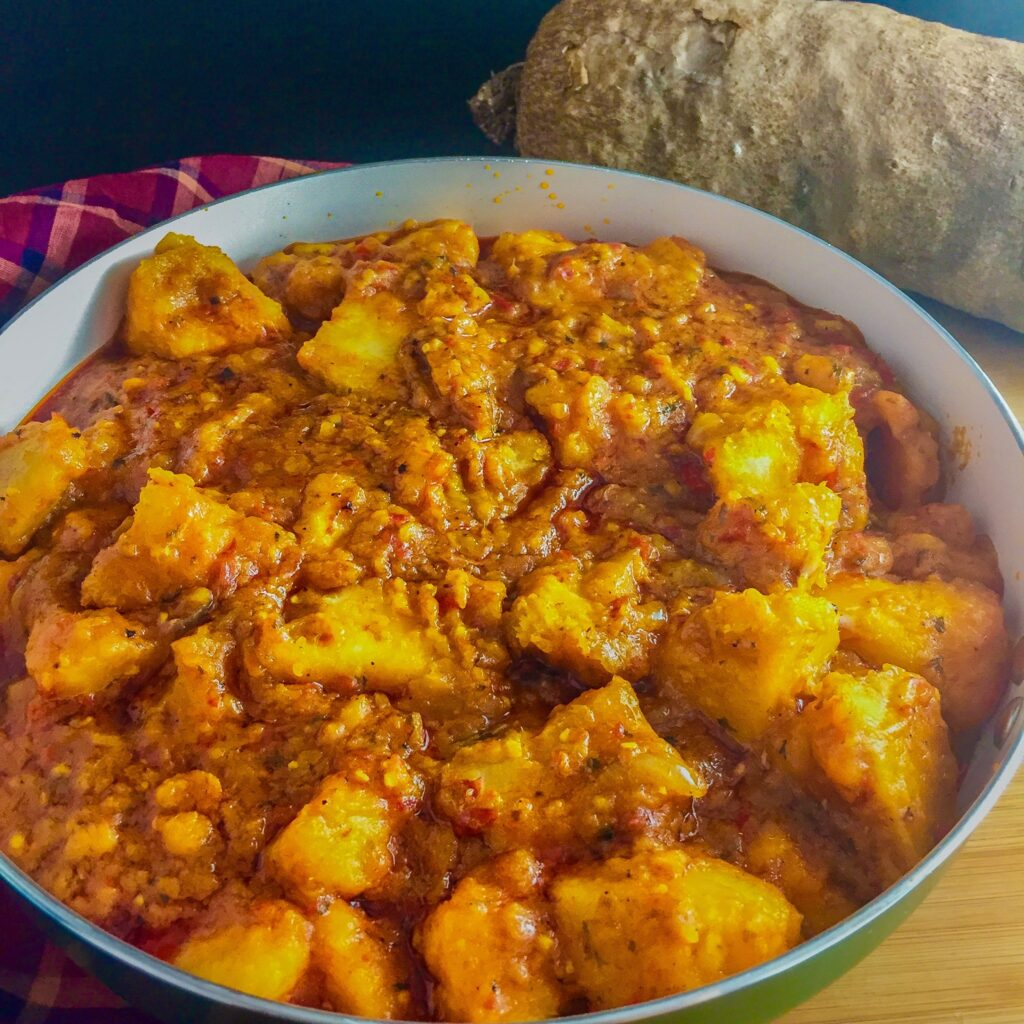 Yam Porridge (Asaro) Recipe