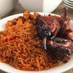 Easy Peasy Party Jollof Basmati Rice