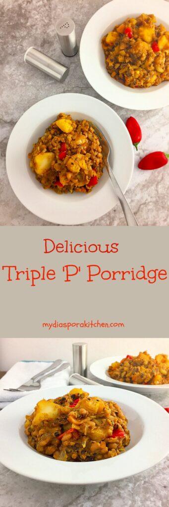 Delicious Triple P Porridge