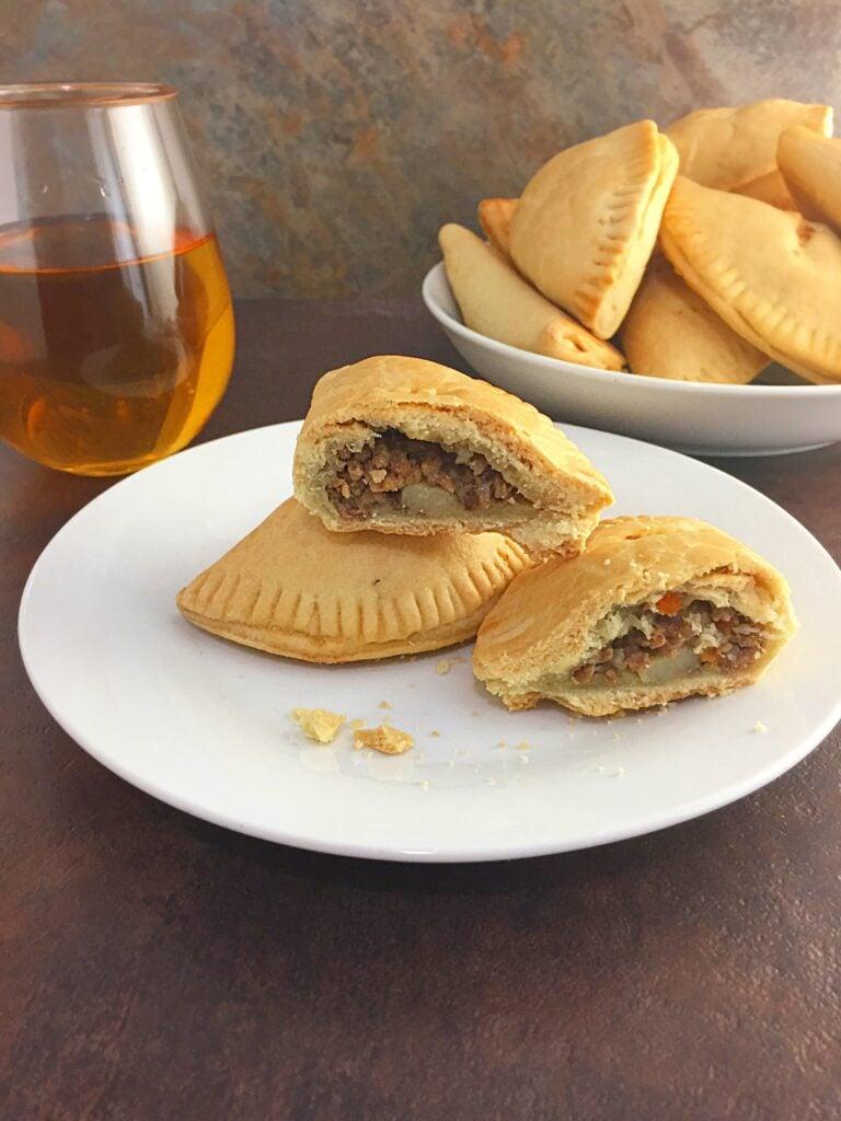 Delightfully Tasty Nigerian Meat pie
