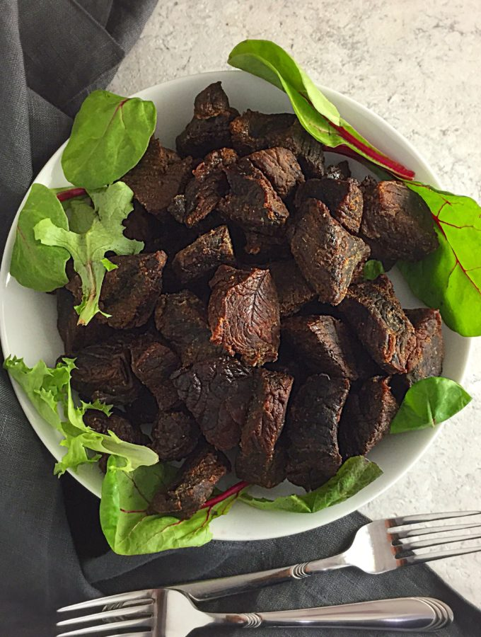 Grilled Beef for Nigerian Soups & Stews