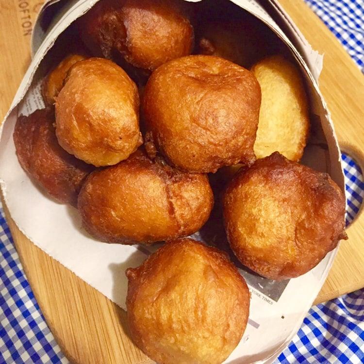 Easy Nigerian puff puff