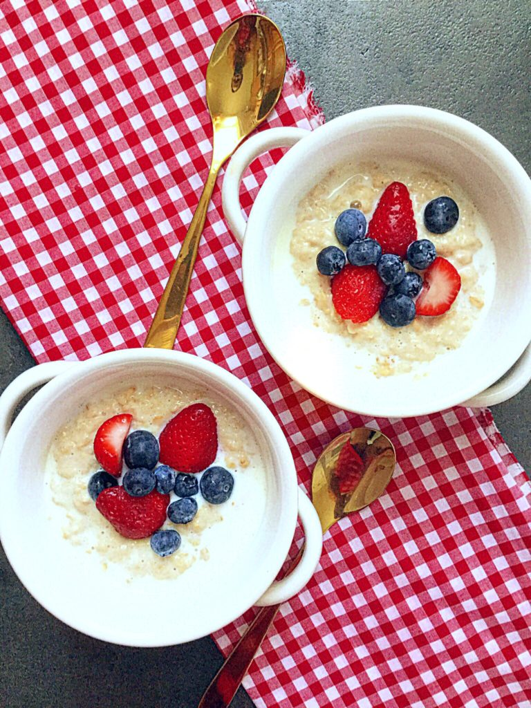 Oatmeal   The Perfect Breakfast Porridge