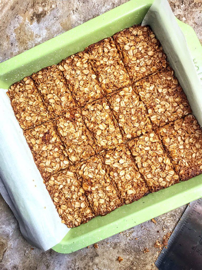 Oats and Honey granolar bars