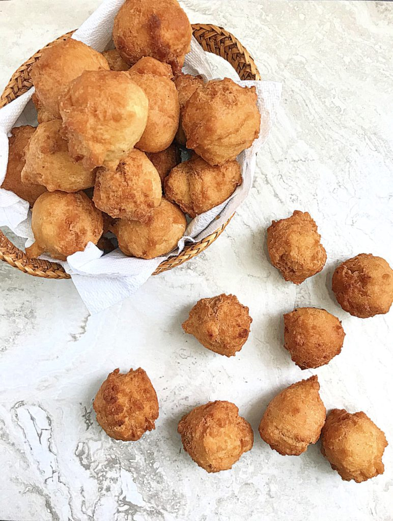 Sweet Nigerian Buns