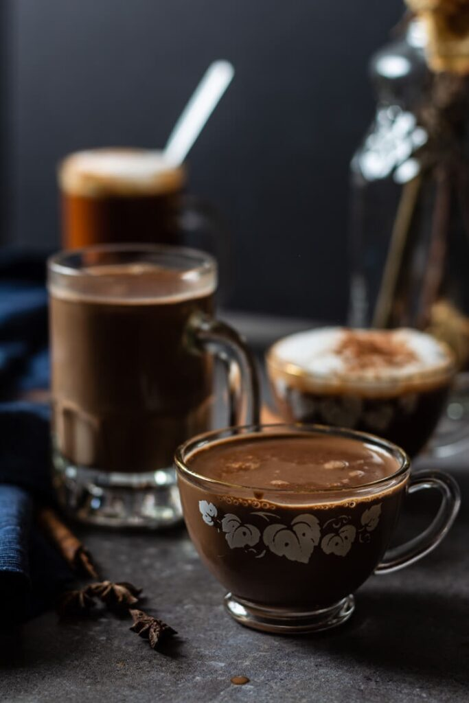 Haitian Hot Chocolate